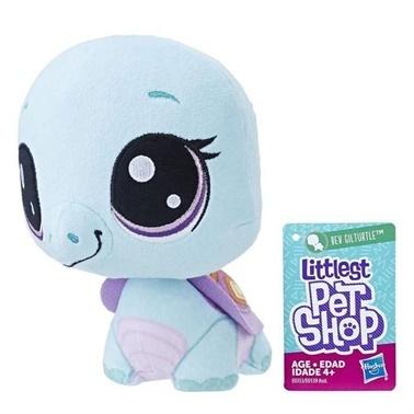Littlest Pet Shop Littlest Pet Shop Miniş Küçük Peluş Renkli